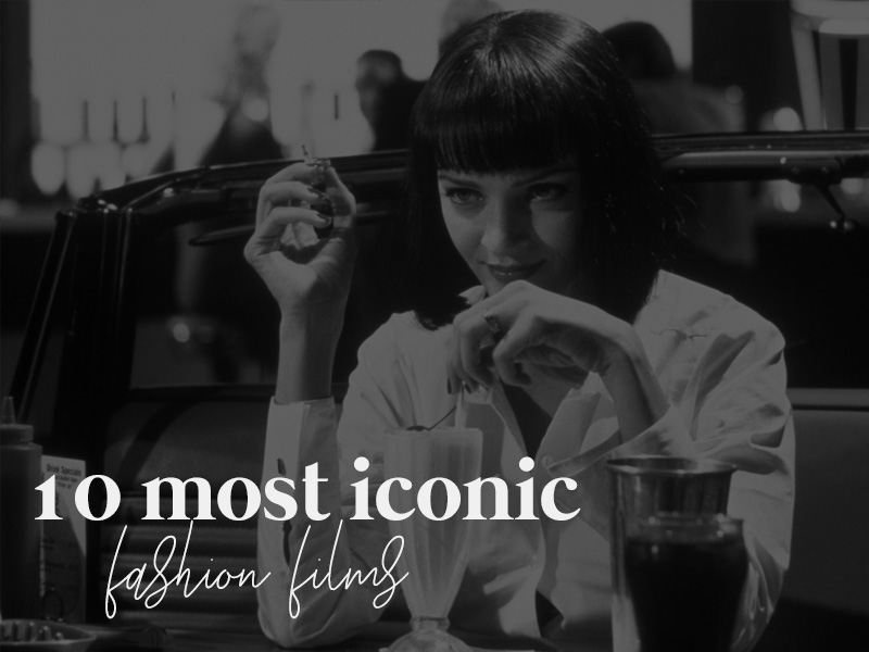 The 10 MOST ICONIC fashion films for women
