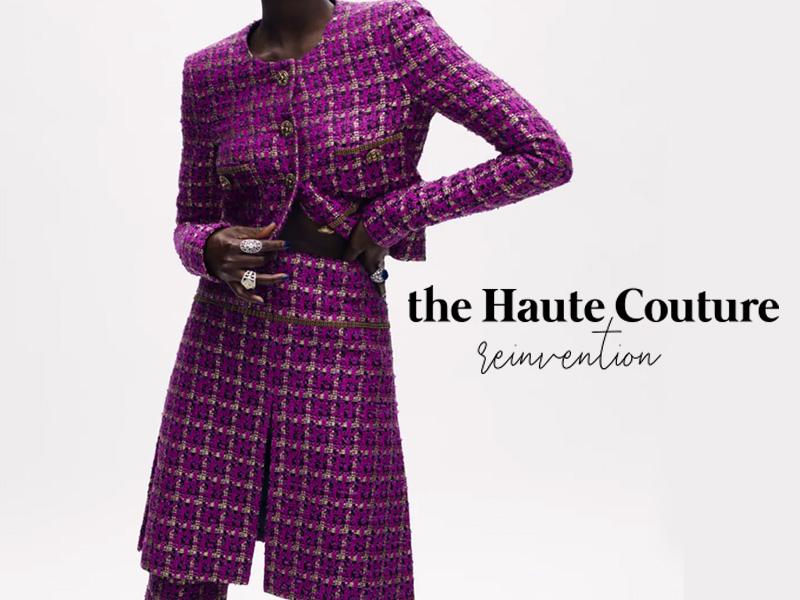Chanel Haute Couture 2020/21